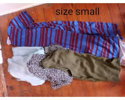 Small clothes lot