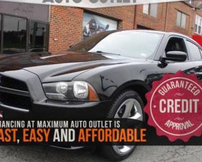 2013 Dodge Charger SXT Plus
