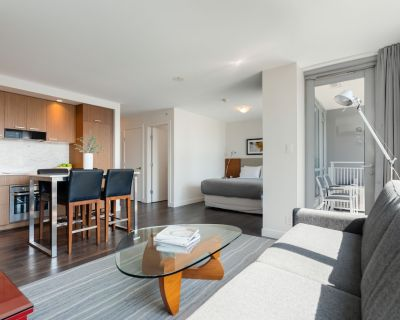 Level Hotels & Furnished Suites Studio   Lux Amenities Downtown Vancouver - Downtown Vancouver