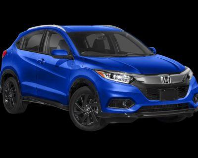 New 2022 Honda HR-V Sport FWD 4D Sport Utility