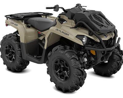 2022 Can-Am Outlander X MR 650 ATV Utility Leland, MS