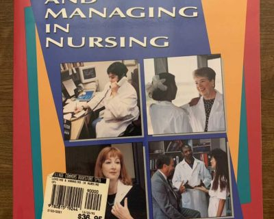 Leading and Managing in Nursing by Yoder Wise