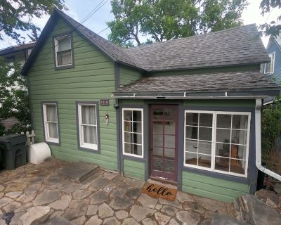 2BR Old Town Park City Home - Private Hot Tub - Walk To Ski - Walk To Town - Downtown Park City