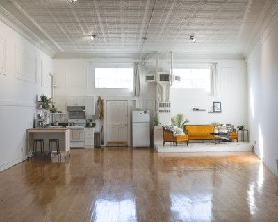 Creative, Open- Concept, Multi-use Studio Space in Downtown Beverly, Beverly, MA