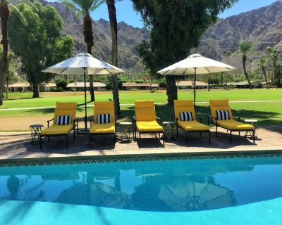 Mid Century Hollywood Home On Indian Wells Country Club Golf Course - Indian Wells