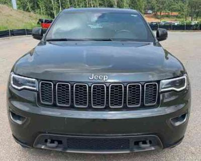2016 Jeep Grand Cherokee Limited 75TH EDITION