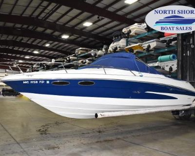 2000 Sea Ray 260 Overnighter