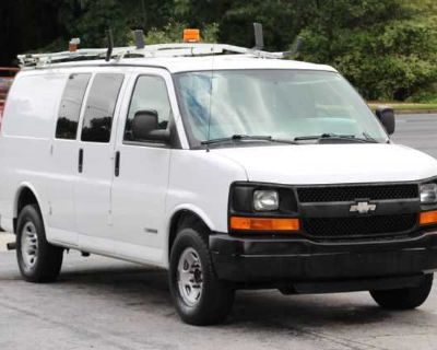 2005 Chevrolet Express 2500 Cargo for sale
