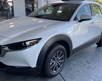 2021 Mazda CX-30 S