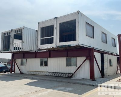2776 Sq Ft 2 Story Container Mobile Office