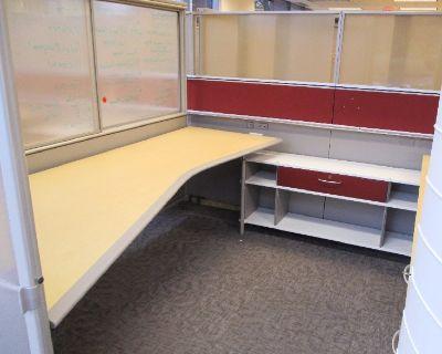 Herman Miller My Studio Workstations
