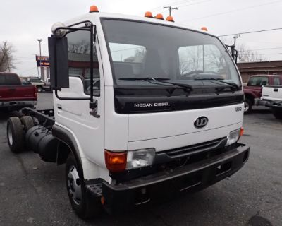 2005 Nissan Ud 13000 Gvw Diesel Automatic in Lebanon, PA