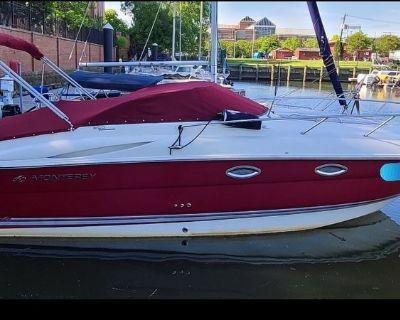 2007 Monterey 250 Cr