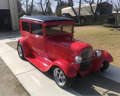 1929 Ford 2-Dr Sedan