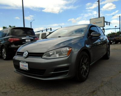 Used 2015 Volkswagen Golf 2dr HB Man Launch Edition *Ltd Avail*