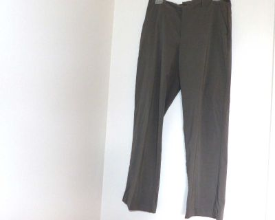 Columbia Size 8 hiking pants 2 front 2 back pockets Waist 33 length from crotch 30