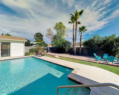 Paradise Valley Oasis Private Pool & Fully Walled Patio 2 Primary Suites - Paradise Valley Oasis