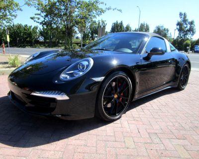Used 2015 Porsche 911 C4S AWD TARGA**BOSE**SAT RADIO**NAVIGATION**SPORT