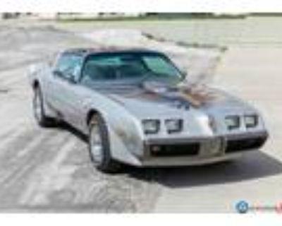 1979 Pontiac Trans Am 10th Anniversary Edition L78 V8