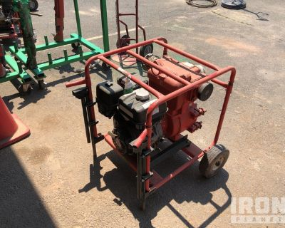 2016 (unverified) Multiquip QP-4TH Water Pump
