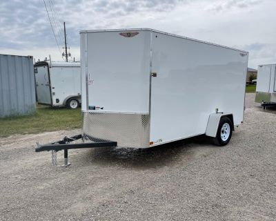 2022 H&H H7212SFTV-035 Cargo Trailers Kansas City, KS