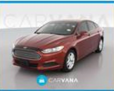 2014 Ford Fusion Red, 82K miles