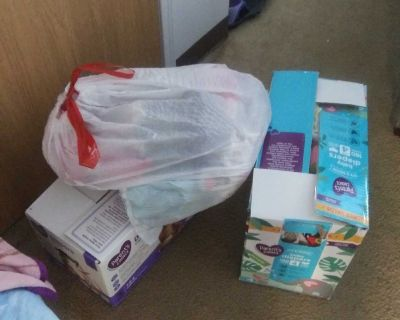 Lot of girl 18-24 month clothes. Pick up only Wheatfield.