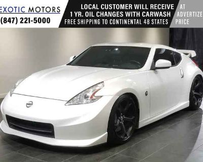 2011 Nissan 370Z for sale