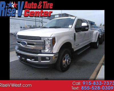 2018 Ford F-350 SD Lariat Crew Cab Long Cab 4WD