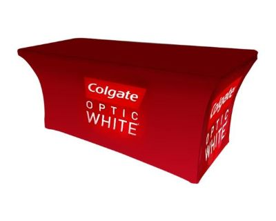 Custom Printed Table Cloths With Your Logo