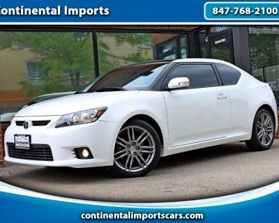 Used 2012 Scion tC Sports Coupe 6-Spd AT