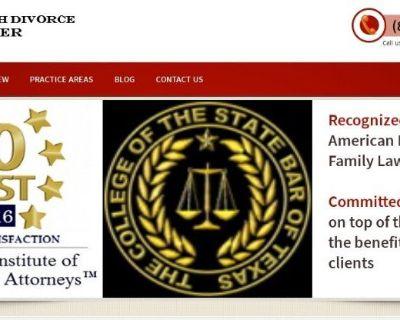 Houston Child Custody Attorney