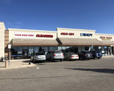 Grocery Anchored Retail Space For Lease