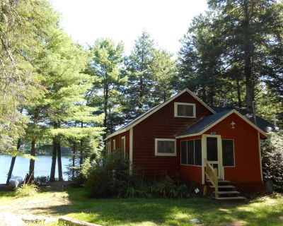 Camp Bud- Boating and Fishing on Beech Hill Pond close to Acadia LOW FALL RATES - Otis