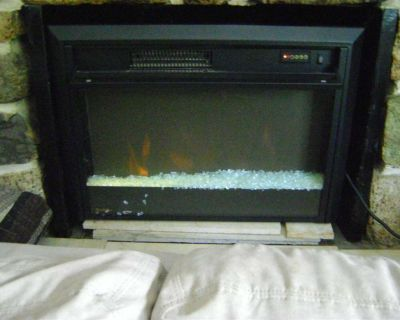 GREENWAY ELECTRIC FIREPLACE INSERT