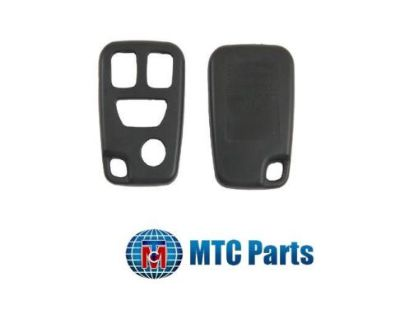 Volvo C70 S40 S70 V40 V70 Key Blank Head With 4-buttons Mtc 9166200