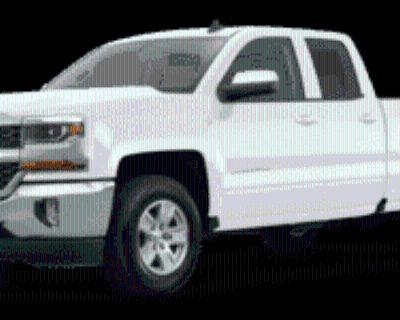 2017 Chevrolet Silverado 1500 LT Double Cab Standard Box 2WD