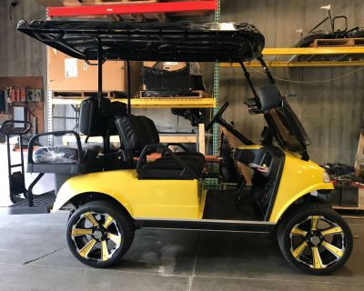 2021 Evolution EV Classic 4 AC Plus Electric Vehicles Rogers, MN