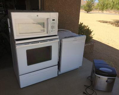 Free Appliances (all working)