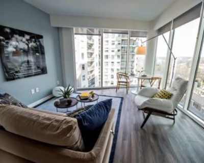 225 13th Street Northeast #1103, Atlanta, GA 30309 1 Bedroom Apartment