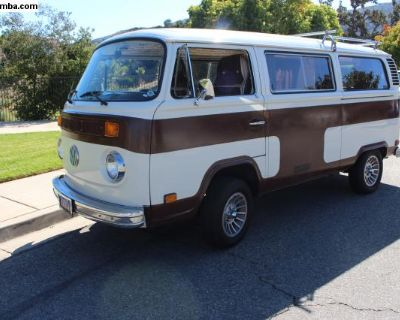 1978 Landmark Conversion VW Bus