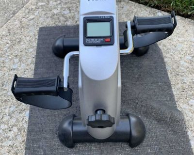 Mini pedal exercise bike NEARLY BRAND NEW
