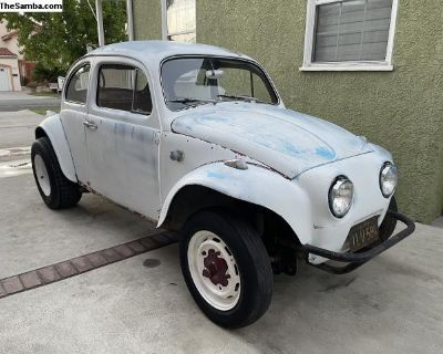 1963 Baja Bug