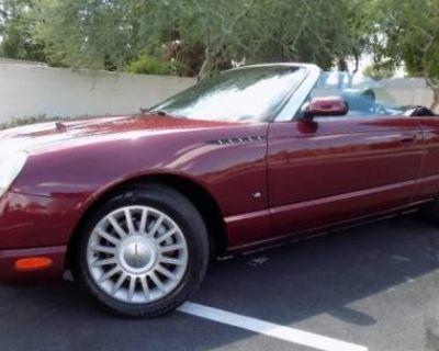 2004 Ford Thunderbird Premium
