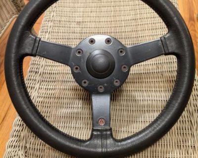 Sports Bug Beetle Steering Wheel