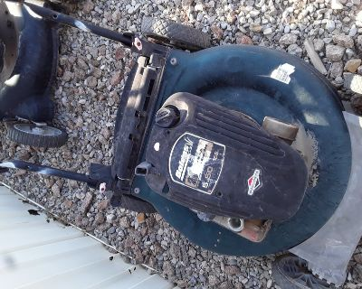 Lawn Mowers (2) for parts