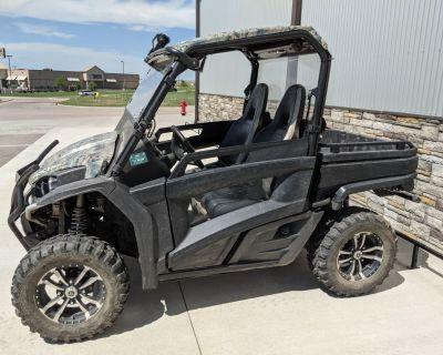 2013 John Deere Gator RSX850i Sport Utility SxS Rapid City, SD