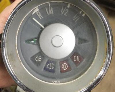 12/70 Fuel Gauge 12v