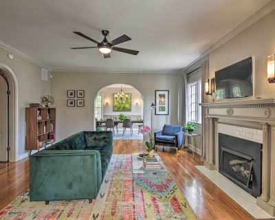 Historic Hot Springs Home < 2 Mi to Hiking Trails! - Hot Springs