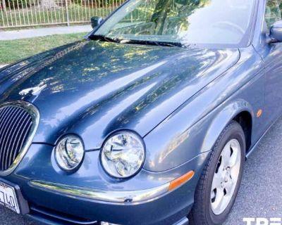 2001 Jaguar S-TYPE V6